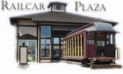 National City Railcar Plaza