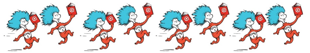 seuss readers