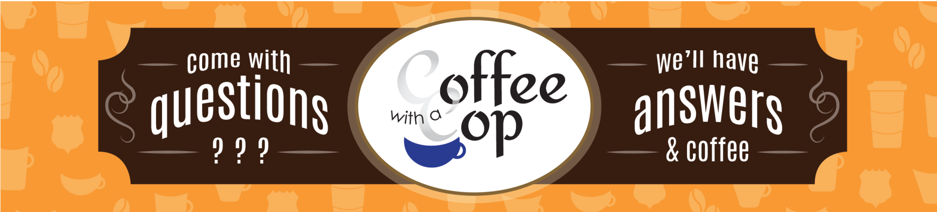 Coffee with a Cop 2