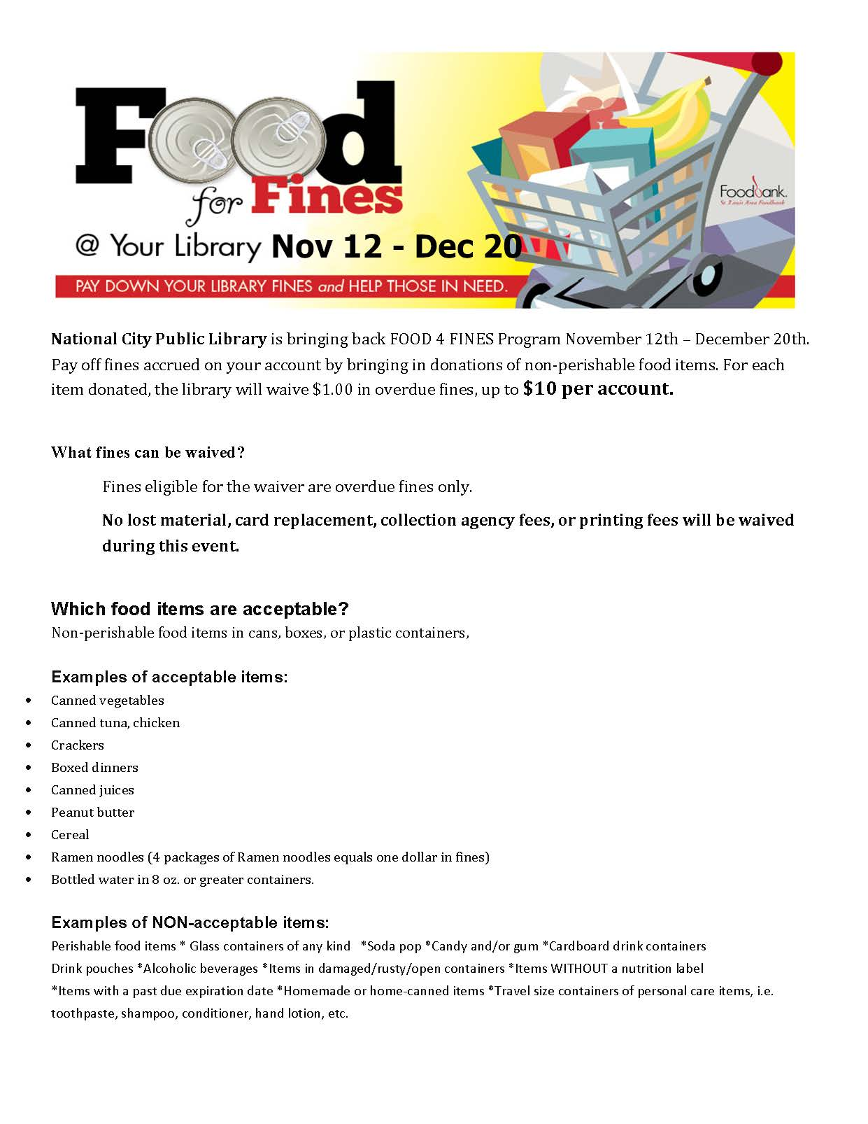 Food for fines 2018 flyer 11.1.18
