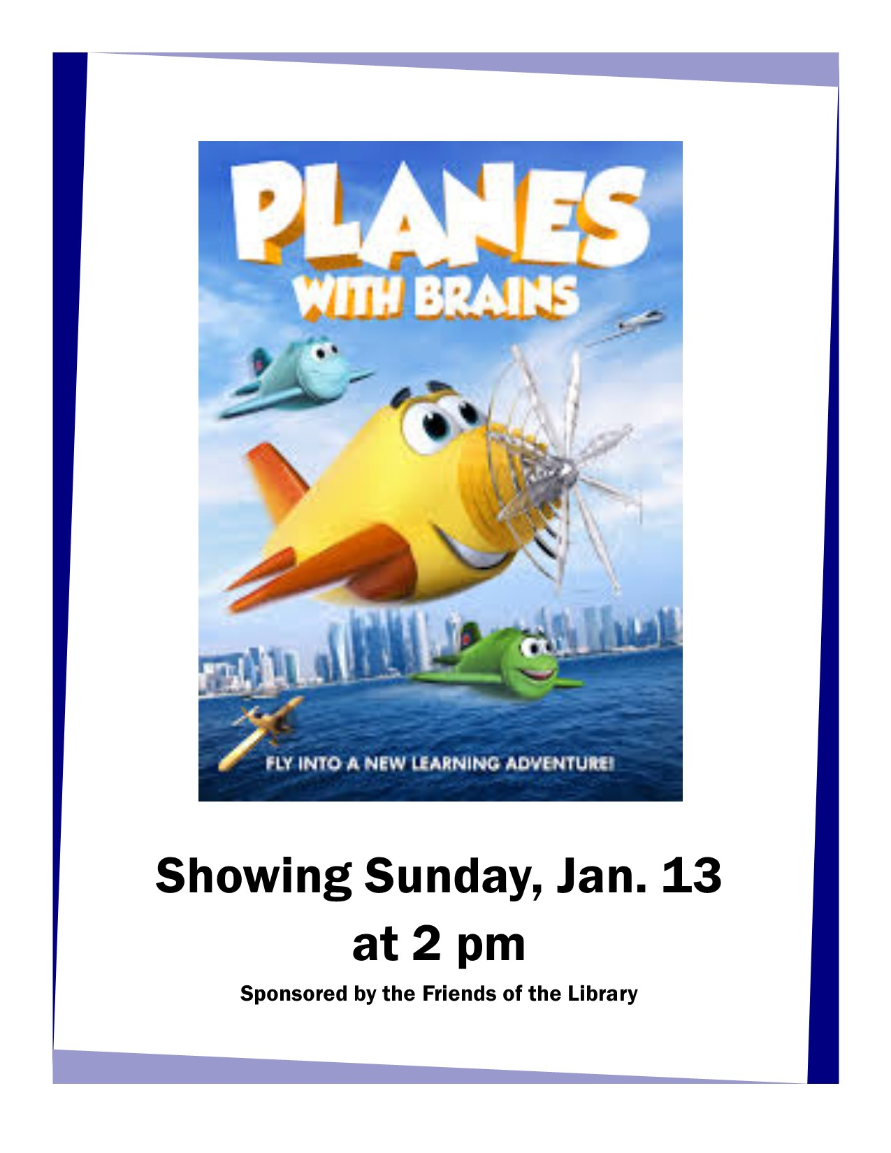Planes with Brains   1-13