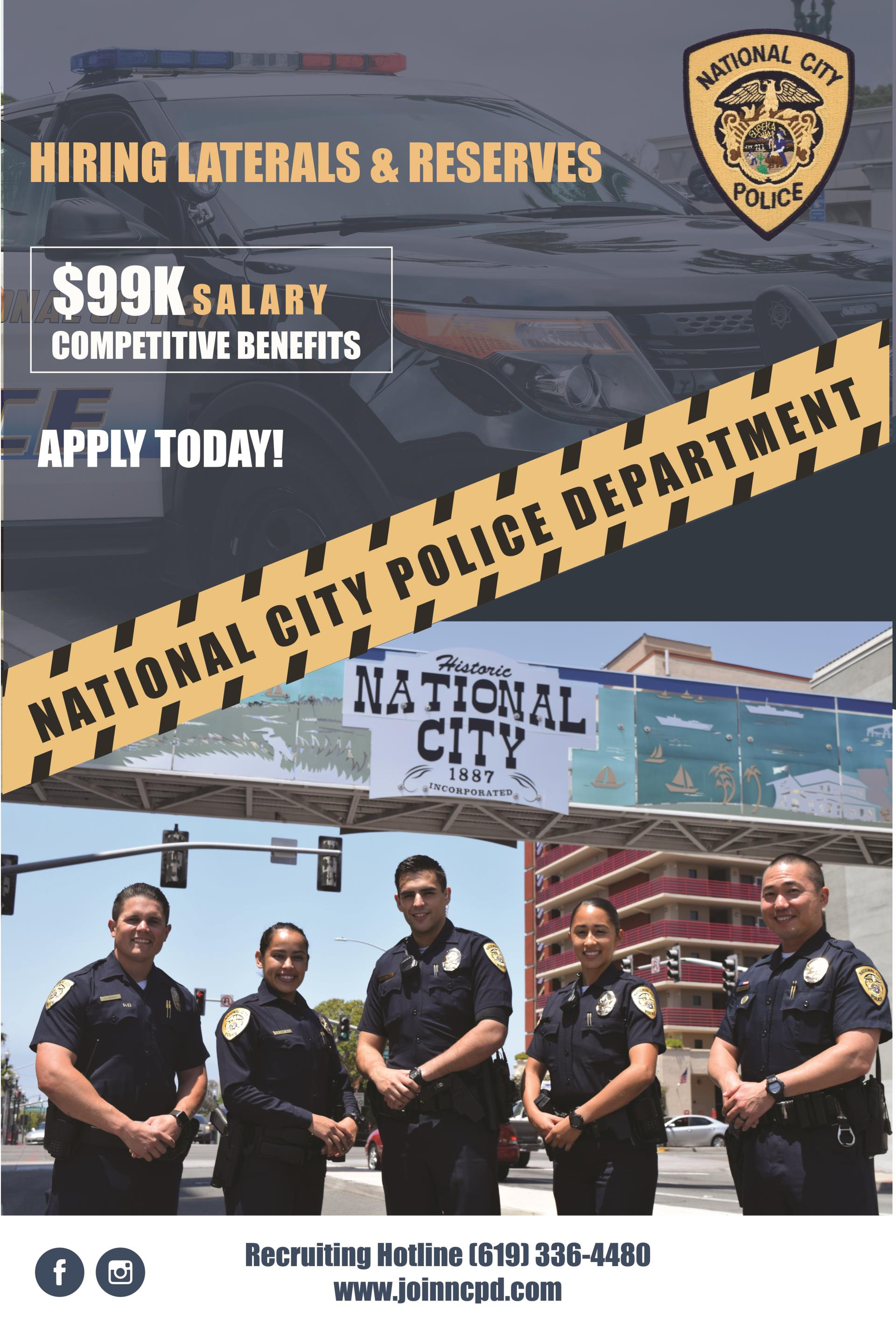 Police | National City, CA