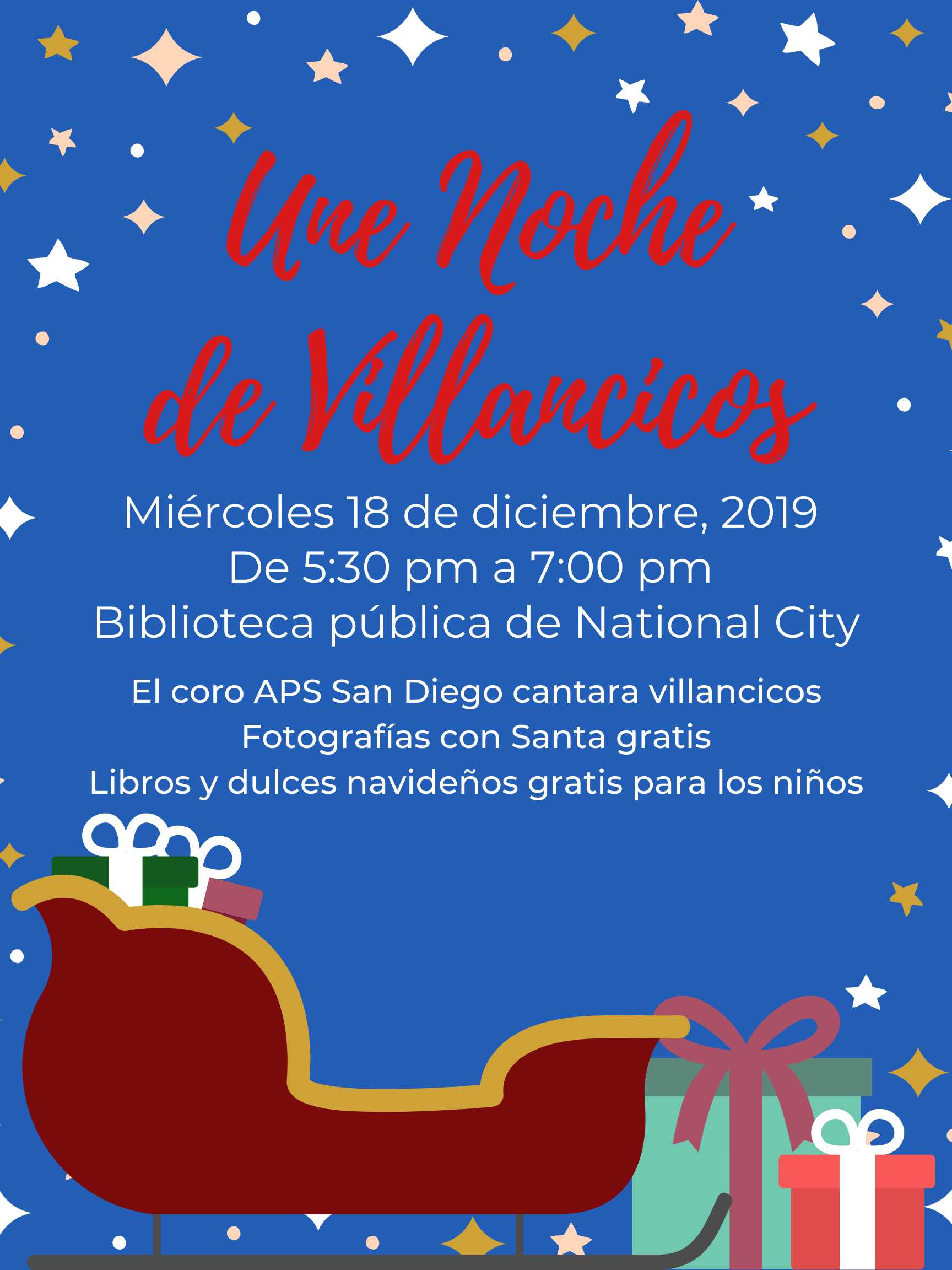 Christmas Carol Spanish_Dec 2019