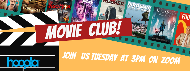 Movie Club Tuesday