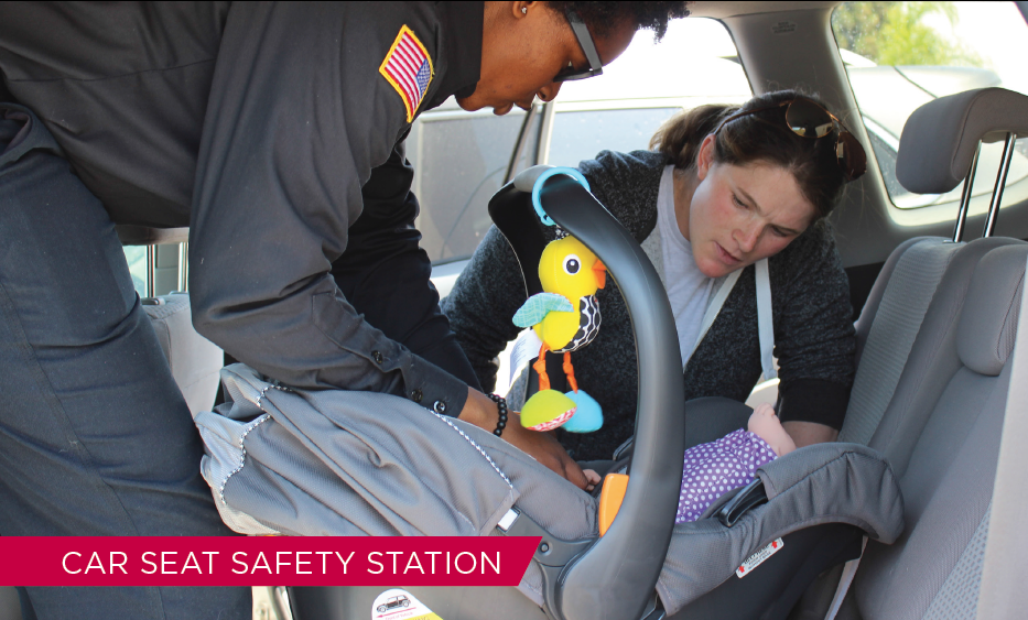 Free Car Seat Check National City Ca, What Fire Stations Install Car Seats
